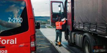 Navarra, intensifica, lucha, fraude, consumo, AdBlue, vehículos, pesados,