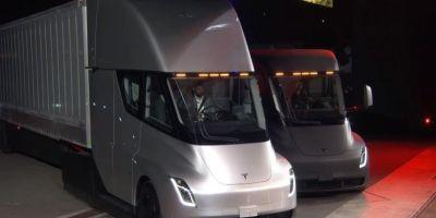 PepsiCo, camiones, sector, fabricantes, camión, eléctrico, transporte, multinacional,