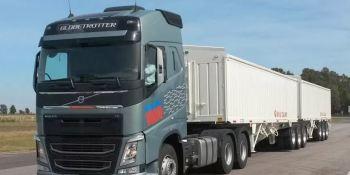 Argentina, aumenta, peso, camiones,