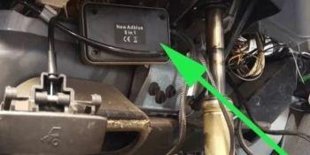 AdBlue, multado, camionero, manipulación, AdBlue,