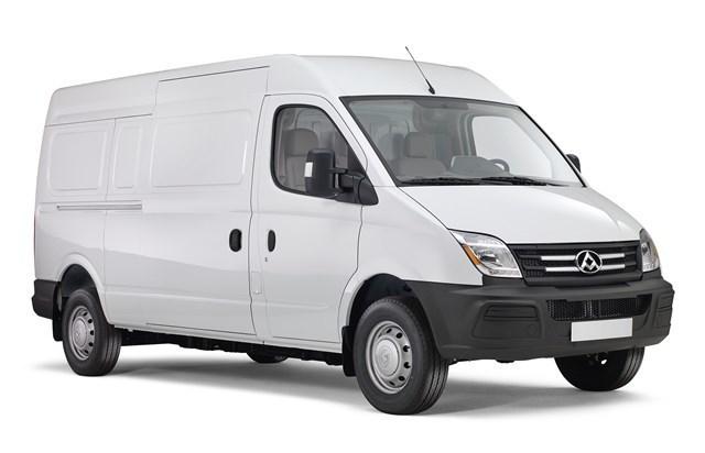 primeras, entregas, Europa, furgonetas, eléctricas,
