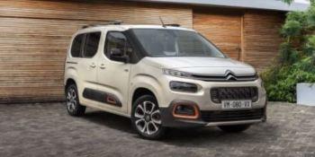 Citroën, pedidos, España, Berlingo,