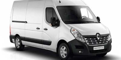 Renault, furgón, presentado, Master Z.E.,