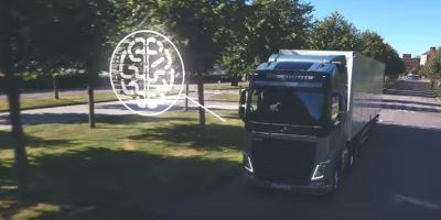 Volvo, camiones, automatización, futuro, sensores, conducción, seguridad,