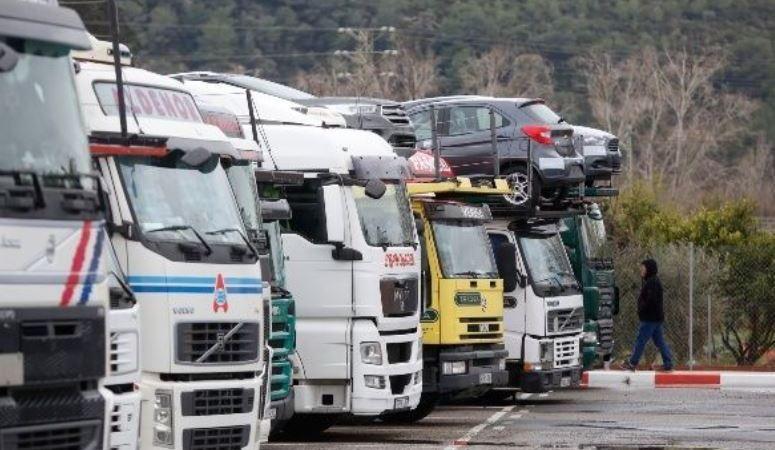 UETR, Parlamento Europeo, paquete de movilidad, Fenadismer, España, camiones, descansos tacógrafo,