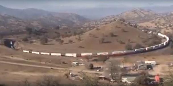 tren, mercancías, Alemania, China, vagones,