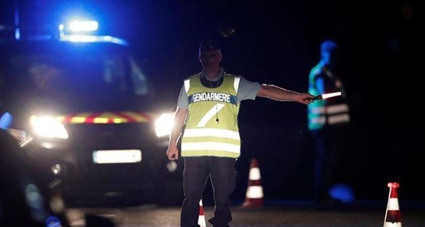 camionero, persecución, gendarmes, Francia, camión, agentes, controles,
