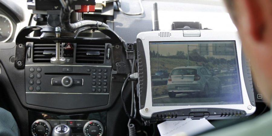 Semana Santa, DGT, radares móviles, campaña, control, velocidad, carretera,