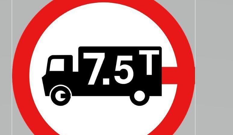 Francia, restablece, restricciones, camiones, partir, sábado,