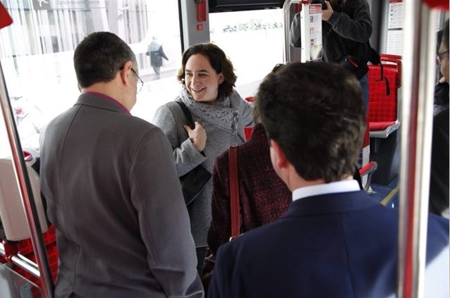 TMB, moderniza, 76, autobuses, sostenibles,