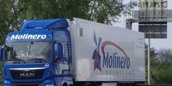 conductores, camioneros, Colombia, Transportes Molinero, Ólvega,