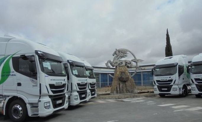 IVECO, gas, natural, Acotral, camiones, compral