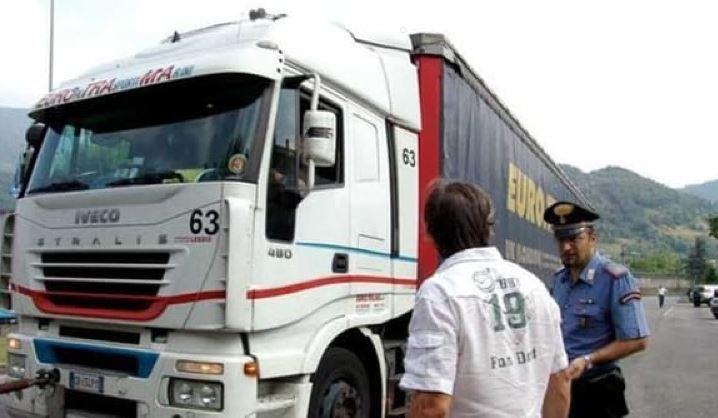 camionero, robado, armada, mano,