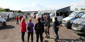 aficionados, furgoneta, camper, turismo, naturaleza, Valladolid,