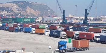 Sintraport, generalitat, problemas, puerto de barcelona,