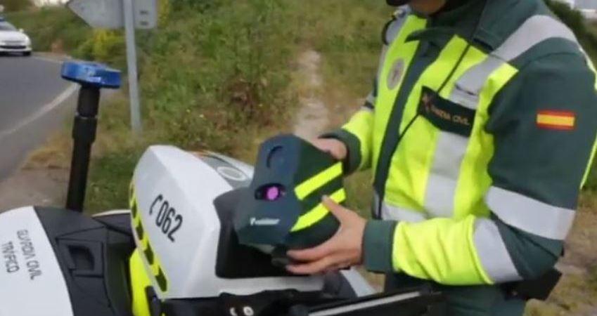 radares, indetectables, Galicia, Guardia Civil, conductores,.