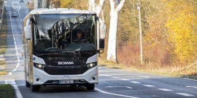 biocombustible, residuos, vino, Scania Interlink,