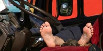 preocupan, seguridad, camioneros, camionero, ruta, opinión, descanso,