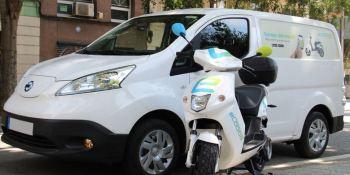 eCooltra, Nissan, servicio, eléctrico. sostenible,