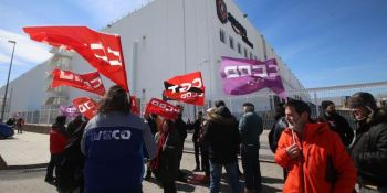 campaña, Reyes, Amazon, empleados, jornadas, huelga,