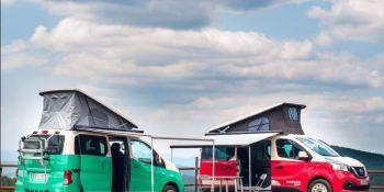 Nissan, gama, vehículos, comerciales, camper,