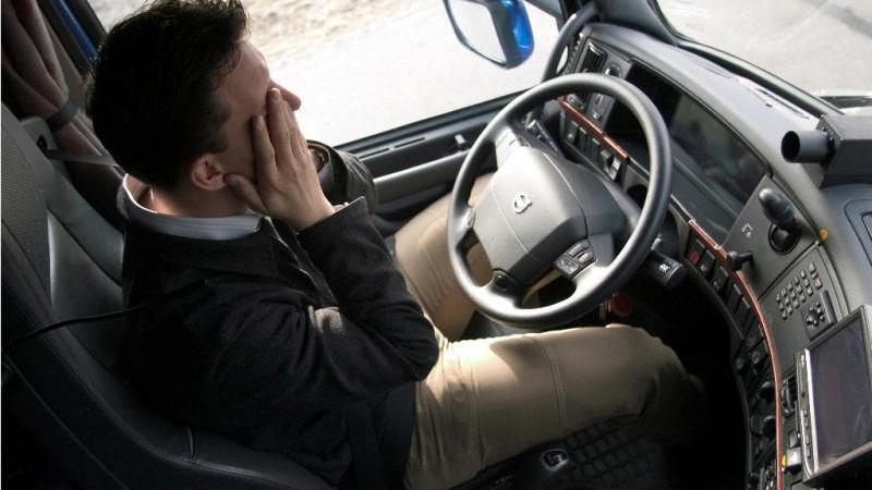 pagamos, salud, volante, horas, opinión y debate, El camionero en ruta,