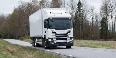 motor, Scania, bioetanol,