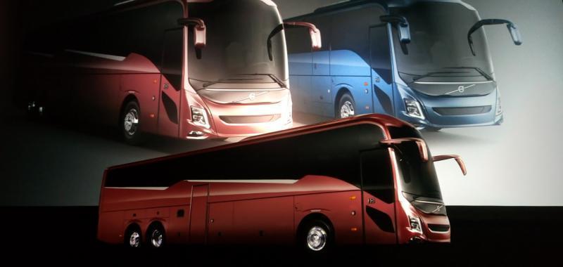 Volvo Buses, nuevos, autocares,