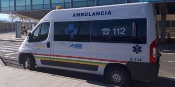 herido, ciclista, atropellado, camión, Logroño,