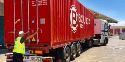transportistas, alertan, peligro, revisión, contenedores, Puerto de Barcelona,