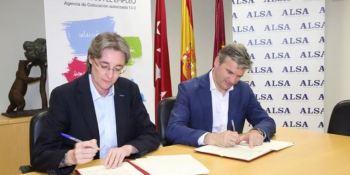 Madrid, Alsa, firman, convenio, curso, formación, desempleados,