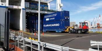 empresa, transporte, marítimo, CLdN, Santander, Portugal, Holanda,