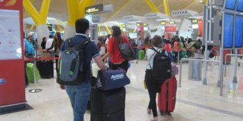 Se publican las modificaciones de los criterios para la restricción temporal de entrada a España