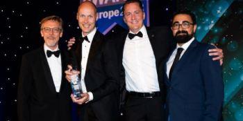 Scania, gana, Greener Supply Chain Award
