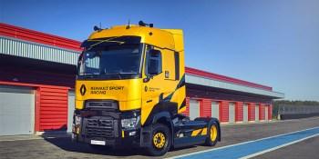 Renault, T High Sport Racing, edición, limitada,