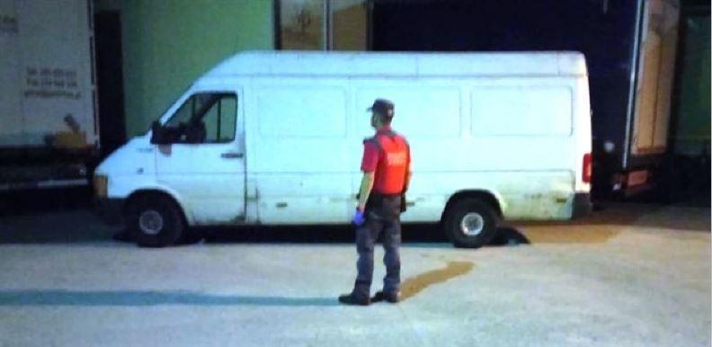recuperadas, máquinas, café, robadas, camión, Alsasua,