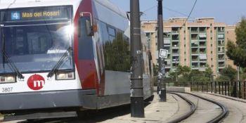 camión, catenaria, tranvía, Valencia, líneas,