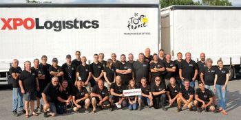 XPO Logistics, empresa, transporte, oficial, Tour de Francia,