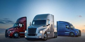 Daimler, Freightliner, Cascadia, unidad, Estados Unidos,