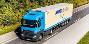 camioneros, Grupo Nagel, crea, propia, autoescuela, conductores, profesionales,