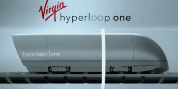 Hyperloop, centro, desarrollo, Virgin, One, España,