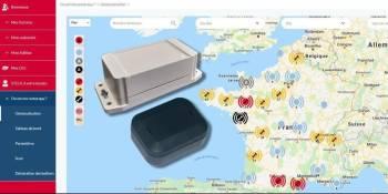 TOTAL, Sigfox, solución, monitorizar, camiones, tiempo, real,