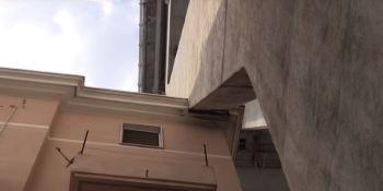 así, apoya, puente Morandi, viviendas,