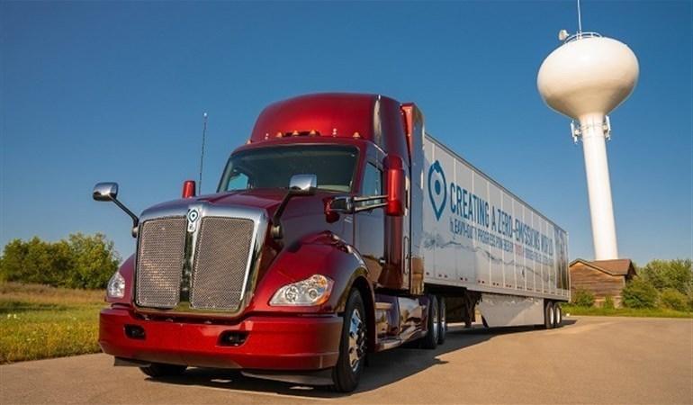 Toyota, presenta, camión, consumo, contaminación, pila,