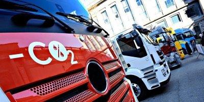 fabricantes, camiones, objetivos emisiones, Europa,