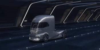 Ford, F-Vision, camión, eléctrico, autónomo,