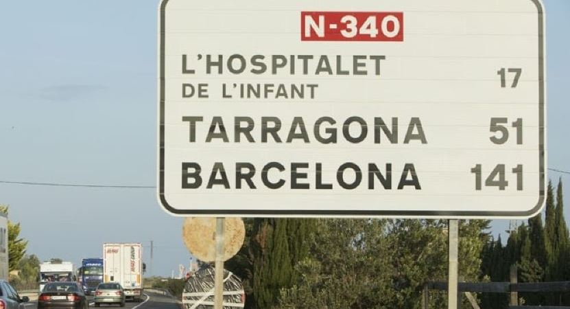 N-340, N-240, transportistas, denunciados incumplir, prohibición, paso,
