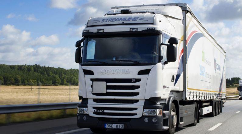 reducción, emisiones, camiones, Scania, 2030,