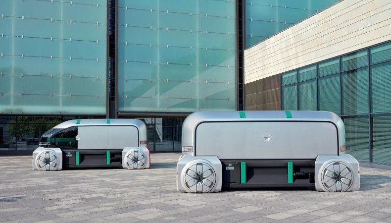 Renault EZ-PRO, un concepto autónomo y eléctrico para las entregas ...
