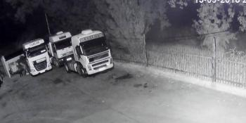 empresa, transportes, Valladolid, robos, combustible, camiones, ladrones,